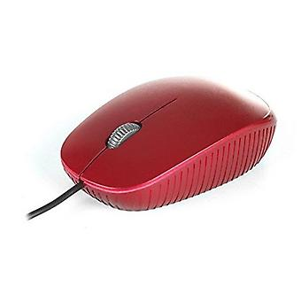 Souris Optique NGS REDFLAME USB Rouge