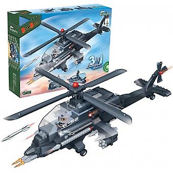 3-in-1 Helicopter (295 Pcs)
