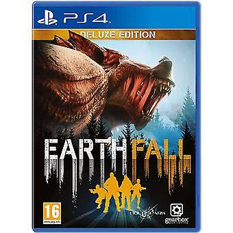 Earth Fall Deluxe Edition PS4-spil