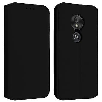Classic Edition stand case with card slot for Motorola Moto G7 Play - Black Classic Edition stand case with card slot for Motorola Moto G7 Play - Black Classic Edition stand case with card slot for Motorola Moto G7 Play - Black Classic Edition