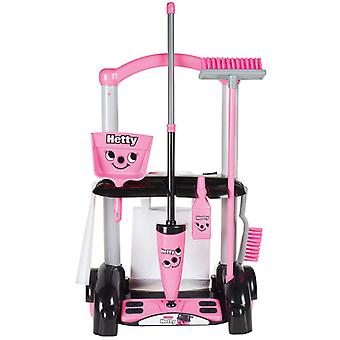 Hetty Cleaning Trolley Set