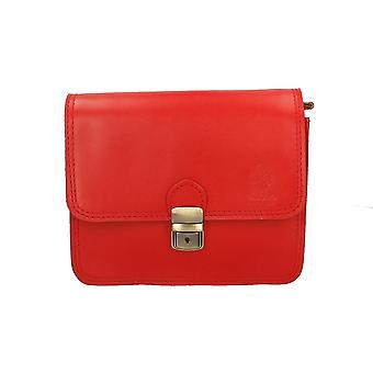 Leather shoulder bag Made in Italy AR7703