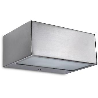 Wellindal Wall Fixture Nemesis 1xR7S Max. 100W Polished