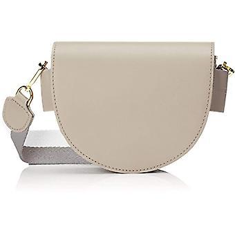 Liebeskind Berlin DXBAGSS8 DXBAG Women's Grey shoulder bag (grey 9110)) 5x15x18 cm (B x H x T)