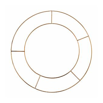 220mm Polystyrene Hoop or Wreath to DecorateFloristry Craft Supplies