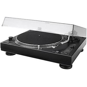 USB turntable Dual DTJ 301.2 USB Direct drive Black