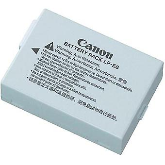 Camera battery Canon replaces original battery LP-E8 7.2 V 1120