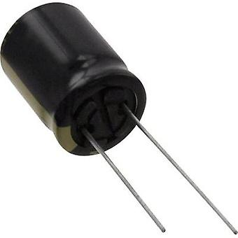 Electrolytic capacitor Radial lead 7.5 mm 820 µF 50 V 20 % (Ø) 16 mm Panasonic 1 pc(s)