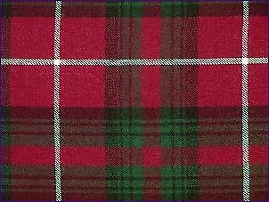 Stuart of Bute Hunting, Modern - Pure Wool Tartan