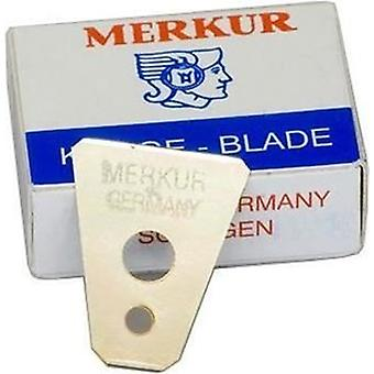Merkur & Dovo Stainless Platinum Beard & Moustache Replacement Blades
