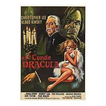 Count Dracula Movie Poster (11 x 17)