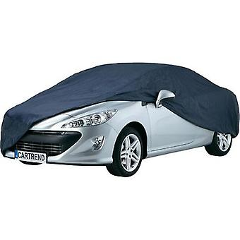 cartrend 70331 Small All Weather Protective Car Cover (L x W x H) 431 x 194 x 149 cm
