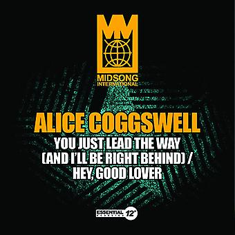 Alice Coggswell - You Just Lead the Way (and I'Ll Be Right Behind) USA import