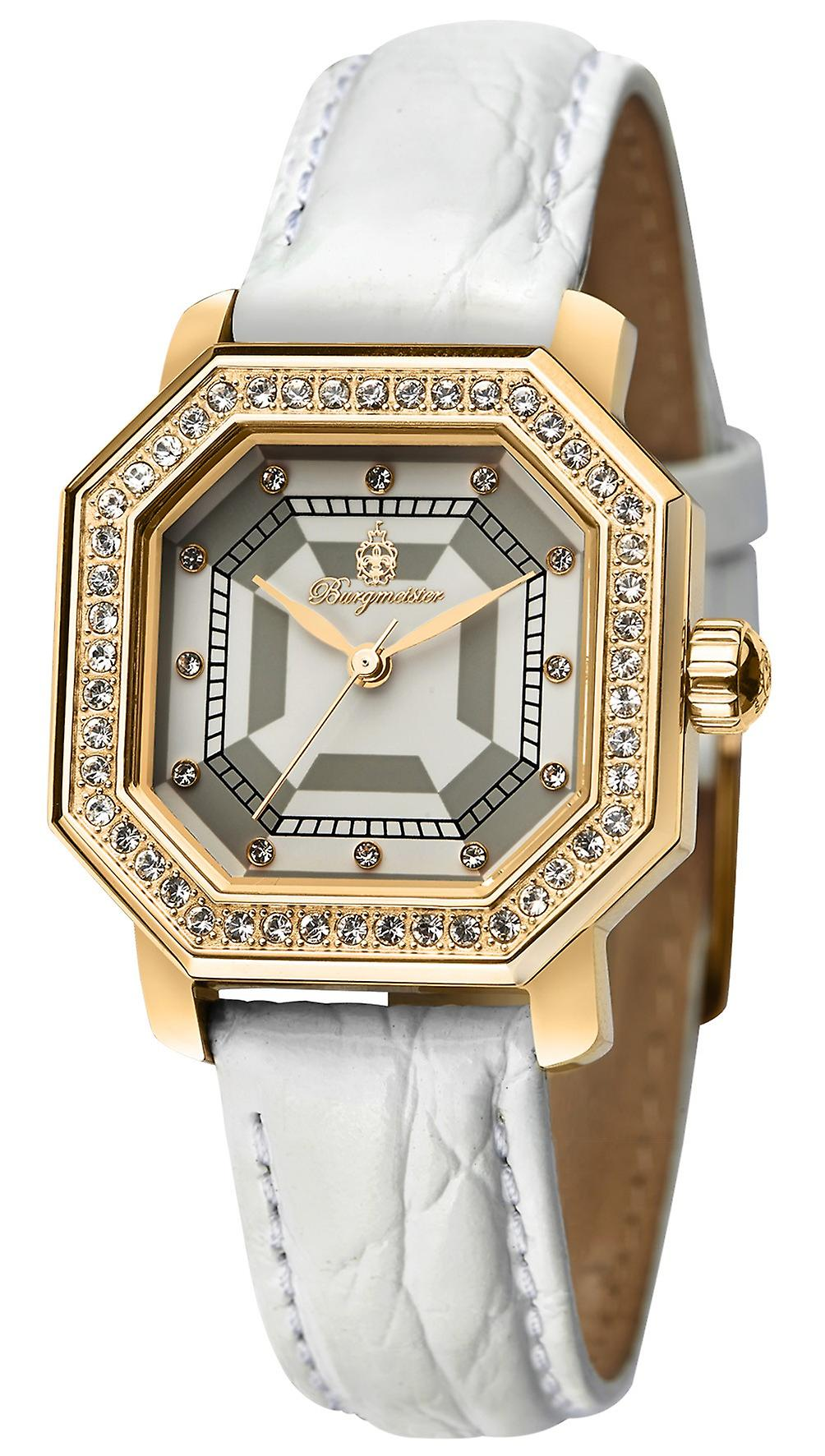 Burgmeister Ladies Quartz Watch Allinges BM168-286