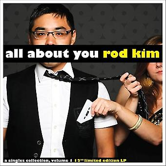 Rod Kim - All About You [Vinyl] USA import