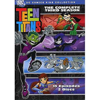 Teen Titans: Seizoen 3 [DVD] USA import