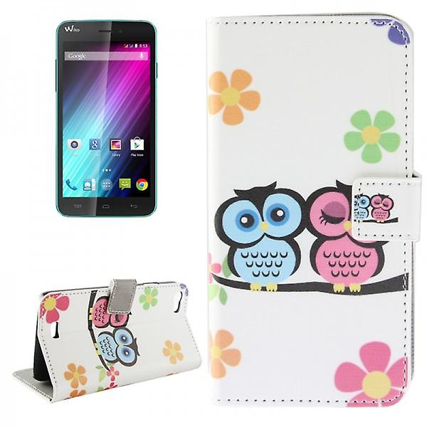 Pocket wallet premium pattern 52-to WIKO Lenny