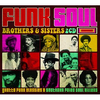 Funk Soul Brothers & Sisters by Various Artists