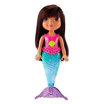 Fisher-Price Dora Mermaid doll Thousand Brillos