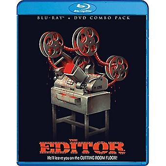 Editor [Blu-ray] USA import