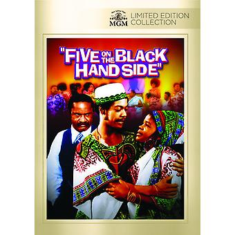 Five on the Black Hand Side [DVD] USA import
