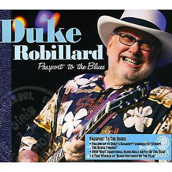 Duke Robillard - pas til Blues [CD] USA importen