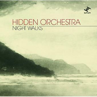 Skjulte orkester - nat vandreture [CD] USA importerer