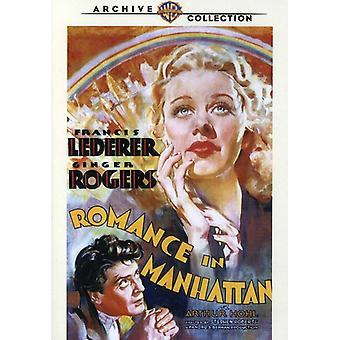 Romantiek in Manhattan (1935) [DVD] USA import