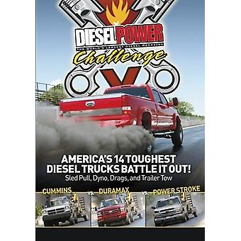 Diesel Power Challenge V [DVD] USA importerer