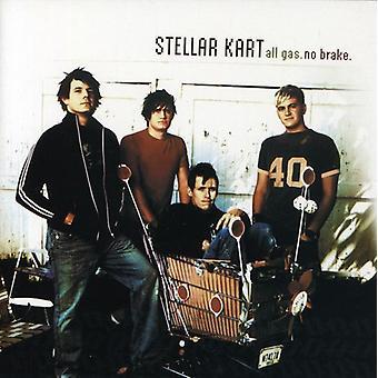 Stellar Kart - All Gas No Brake. [CD] USA import