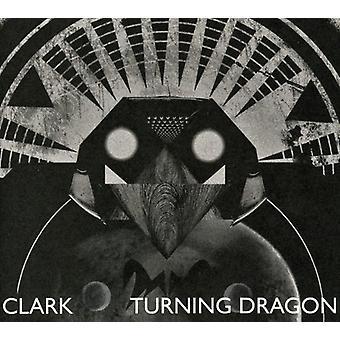 Clark - Turning Dragon [CD] USA import