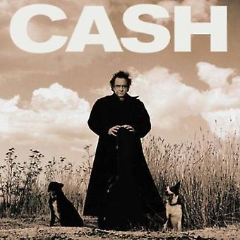 Johnny Cash - American Recordings [CD] USA import
