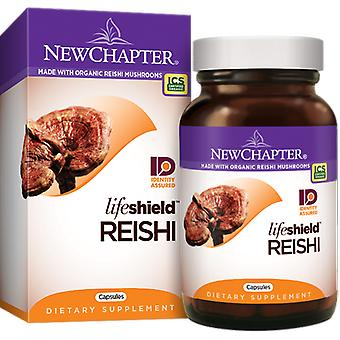 New Chapter LifeShield Reishi Vcaps 60 Ct