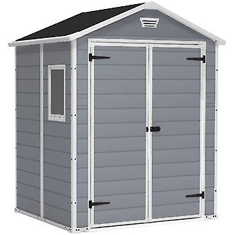Keter Grey Manor Tools Shed (Garden , Storage , Sheds)