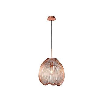 Lucide Lucide WIRIO Copper Dome Ceiling Pendant