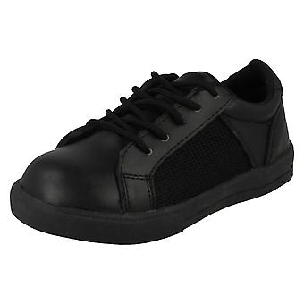 Boys Junior JCDees Lace Up Casual Shoes N1072