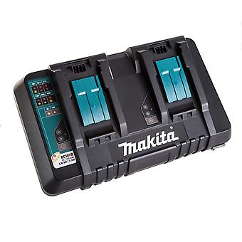 Makita Dc18Rd Dc18Rd Twin-Port Fast Charger (Accessories)