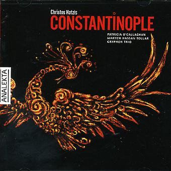 C. Hatzis - Christos Hatzis: Constantinople [CD] USA import
