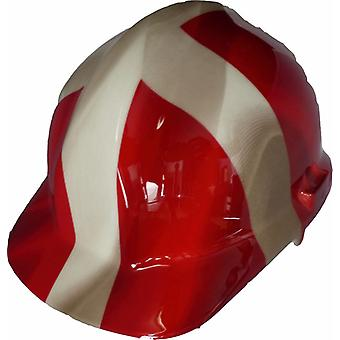 Denmark Themed Hard Hat