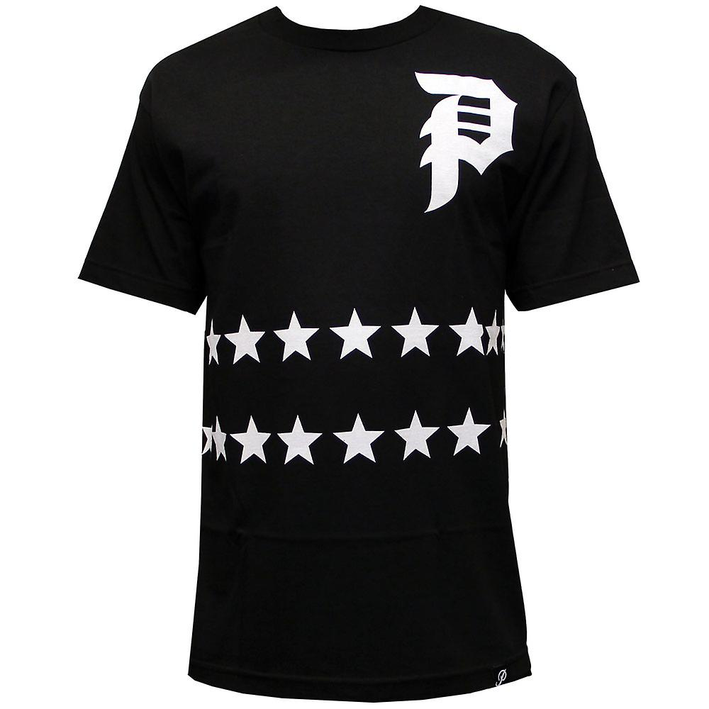 Primitive Apparel Salute T-Shirt schwarz