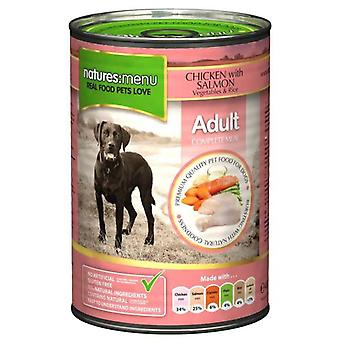 Natures:menu Chicken with Salmon For Dogs (Dogs , Dog Food , Wet Food)