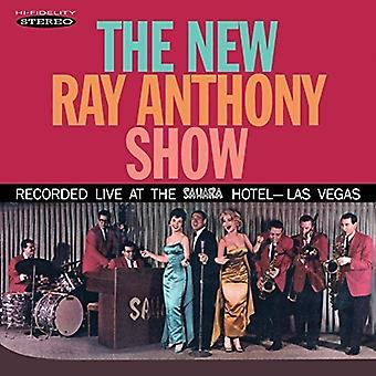 Ray Anthony - New Ray Anthony Show [CD] USA import