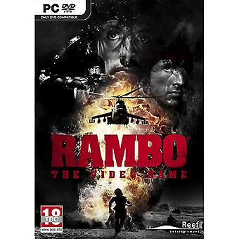 Rambo: The Video Game (PC) (Used)