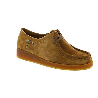 Mephisto Christy - Tobacco Velsport (Brown) Womens Shoes