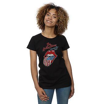 Rolling Stones Women's American Tour 81 T-Shirt