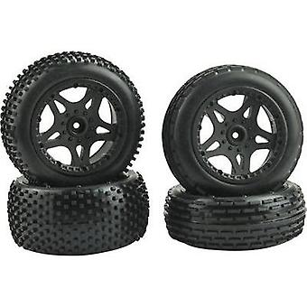 Spare part Reely 69745+69746 Core XXL wheels (complete)