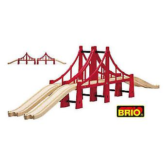 BRIO Double Suspension Bridge 33683