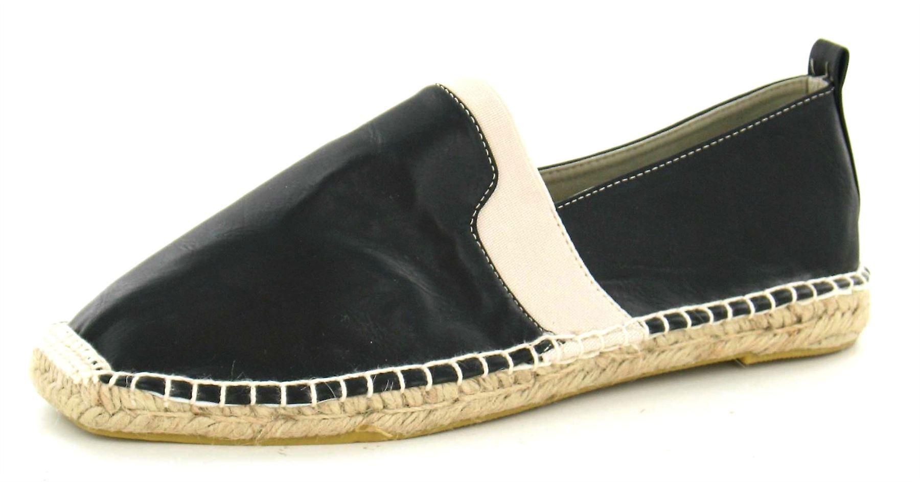 Mens Fleck auf flache Schuhe