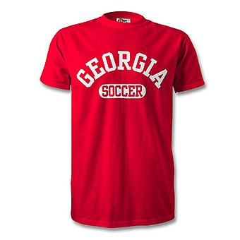 Georgien-Soccer Kinder T-Shirt