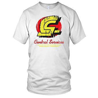 Brazil Central Services Sci Fi Comedy Inspired Kids T Shirt
